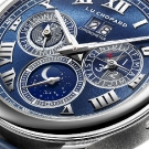 Chopard LUC Lunar One Platinum Watch Dial