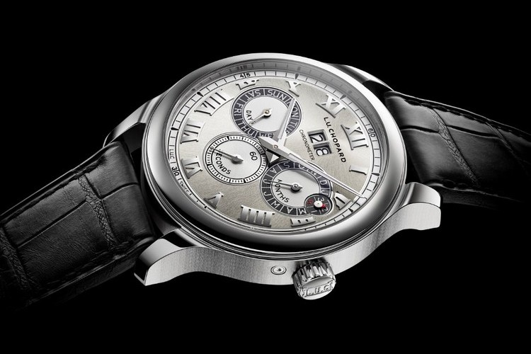 Chopard L.U.C Perpetual Twin Watch Profile