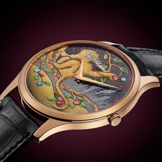 "Chopard L.U.C XP Urushi ""Year of the Monkey"" Watch"