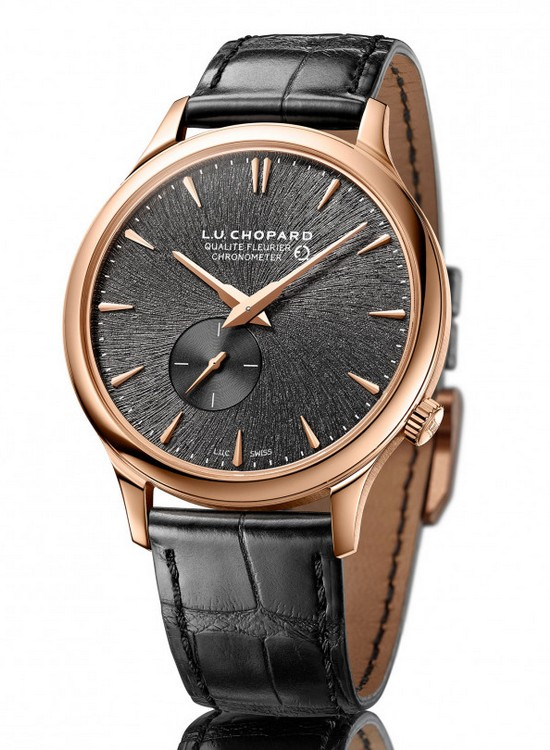 Chopard L.U.C XPS Twist QF Fairmined Watch
