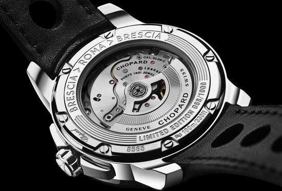 Chopard Mille Miglia 2015 Race Edition Watch Caseback