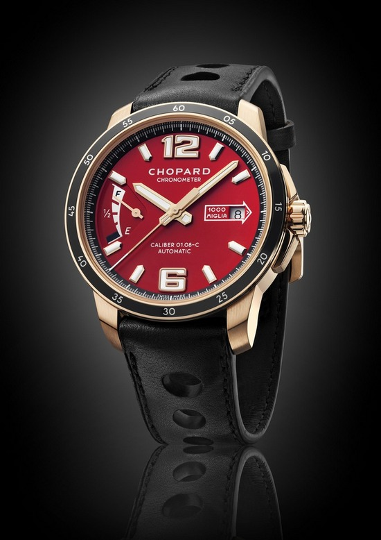 Chopard Mille Miglia 2015 Race Edition Watch Front