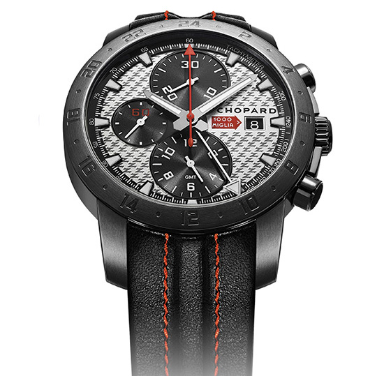 Chopard Mille Miglia Zagato Chronograph White Dial Watch