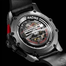 Chopard Superfast Chrono Porsche 919 Black Edition Watch Case Back