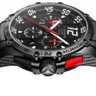 Chopard Superfast Chrono Porsche 919 Black Edition Watch Profile