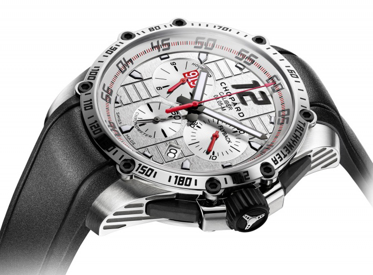 Chopard Superfast Chrono Porsche 919 Edition Watch Profile