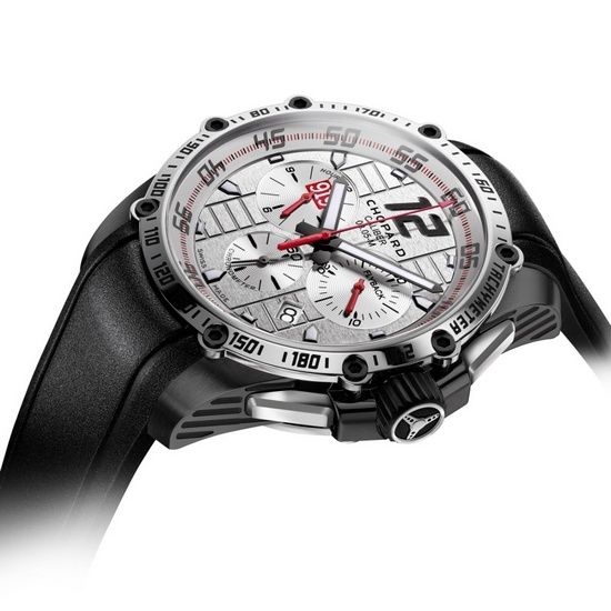 Chopard Superfast Chrono Porsche 919 Mark Webber 2015 Only Watch