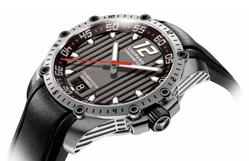 Chopard Superfast Auto Watch