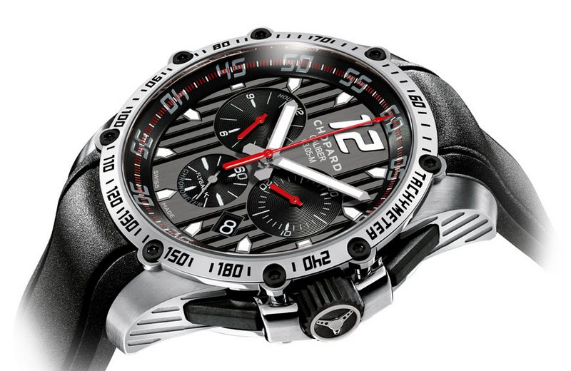 Chopard Superfast Chrono Watch