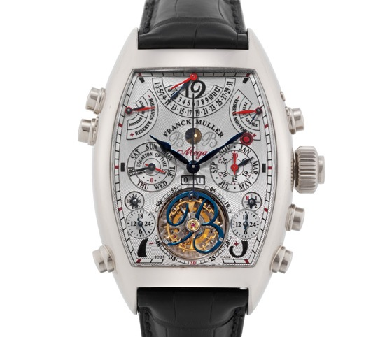 Franck Muller Aetertnitas Mega 4 Watch