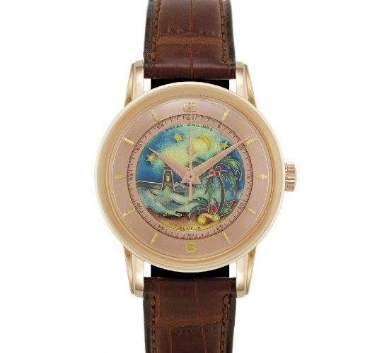 Patek Phillipe Lighthouse Watch