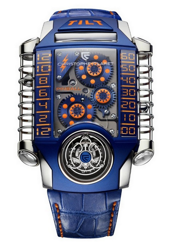 Christophe Claret X-TREM-1 Pinball Only Watch 2013