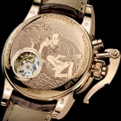 Graham Chronofighter 1695 Erotic Limited Edition Gold Watch