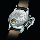 Graham Chronofighter 1695 Erotic Limited Edition Silver Watch