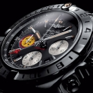 "Breitling Chronomat 44 GMT ""Patrouille Suisse 50th Anniversary"" Watch Dial"