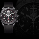 Breitling Chronomat Blackbird Blacksteel Limited Edition Watch