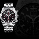 Breitling Chronomat Blackbird Red Strike Limited Edition Watch