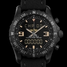 Breitling Professional Chronospace Military Watch Front