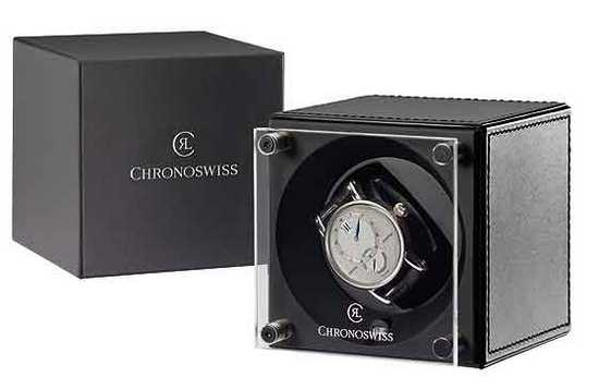 Chronoswiss Régulateur 30 Stainless Steel Watch Box