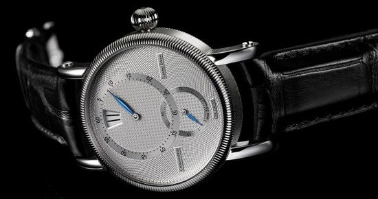 Chronoswiss Régulateur 30 Stainless Steel Watch