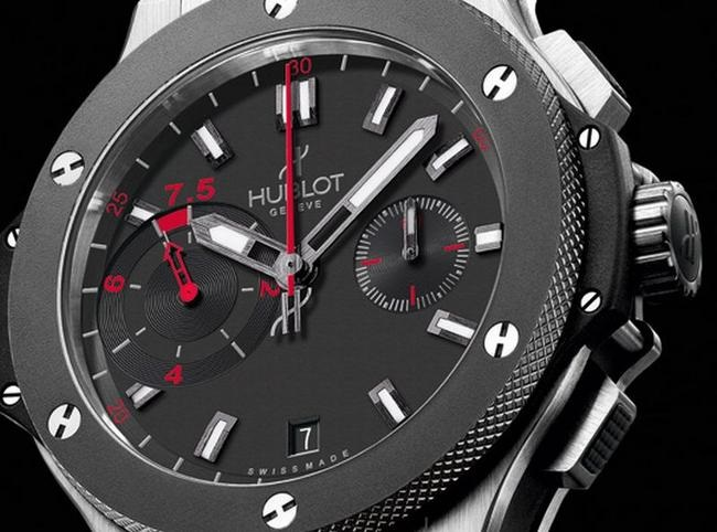 Hublot Chukker Bang Chronograph Watch Dial
