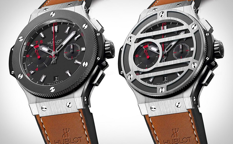 Hublot Chukker Bang Chronograph Watches