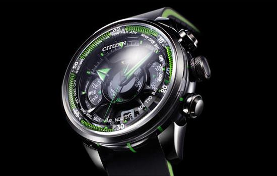 Citizen Appleseed XIII Eco-Drive Satellite Wave Watch