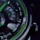Citizen Appleseed XIII Eco-Drive Satellite Wave Watch detail