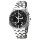Citizen Calibre 2100 Chronograph Watch black dial