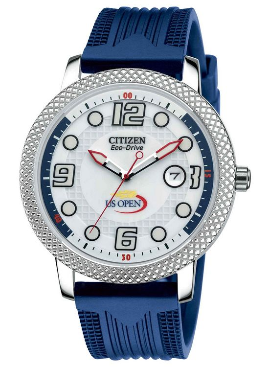Citizen US Open Limited Edition Blue Watch