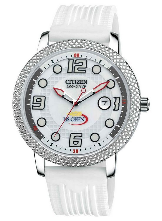 Citizen US Open Limited Edition White Watch