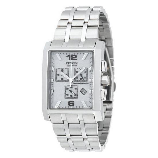 Citizen Eco-Drive Largo Stainless Steel AT0910-51A Watch