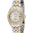 Citizen Eco-Drive Paladion Two-Tone Watch