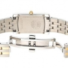 Citizen Eco-Drive Stiletto Two-Tone Diamond Accented Watch Back