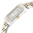 Citizen Eco-Drive Stiletto Two-Tone Diamond Accented Watch Side