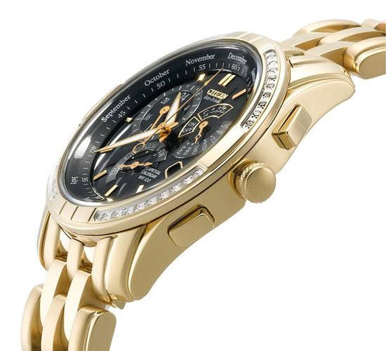Citizen Watches Gold
