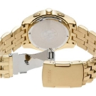 Citizen Eco Drive Gold Calibre 8700 Diamond Watch Back