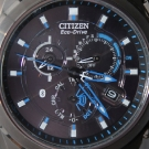 Citizen Proximity Watch Blue Dial