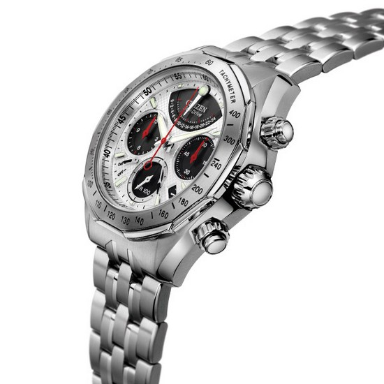 Citizen Signature Collection Flyback Chronograph Watch AV1000-57A
