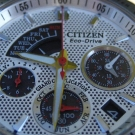 Citizen Signature Grand Complication Watch BZ0000-50A Dial