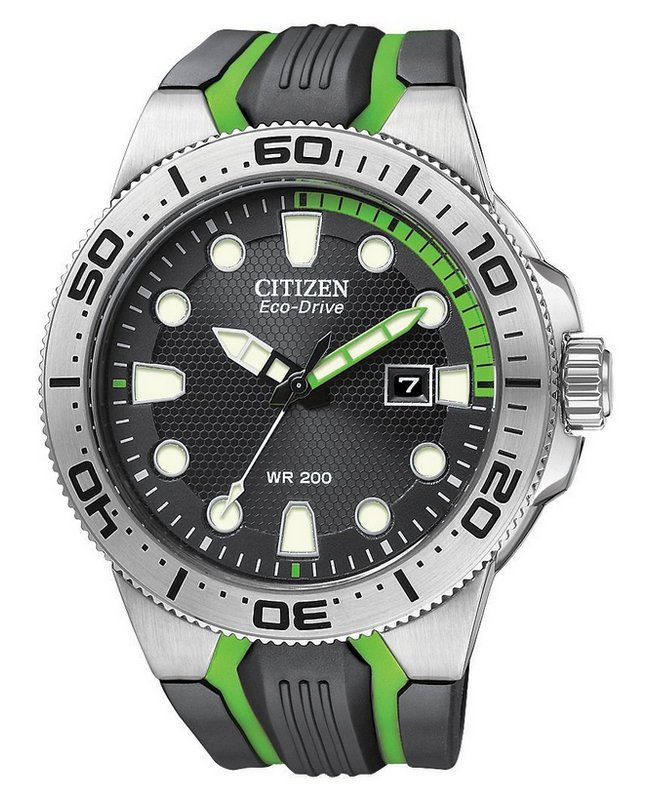 Citizen Scuba Fin Watch BN0090-01E