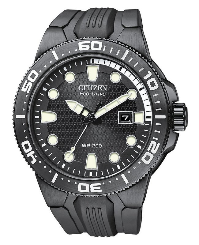 Citizen Scuba Fin Watch BN0095-08E