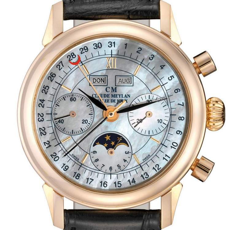 Claude Meylan Légende 88 Watch Dial