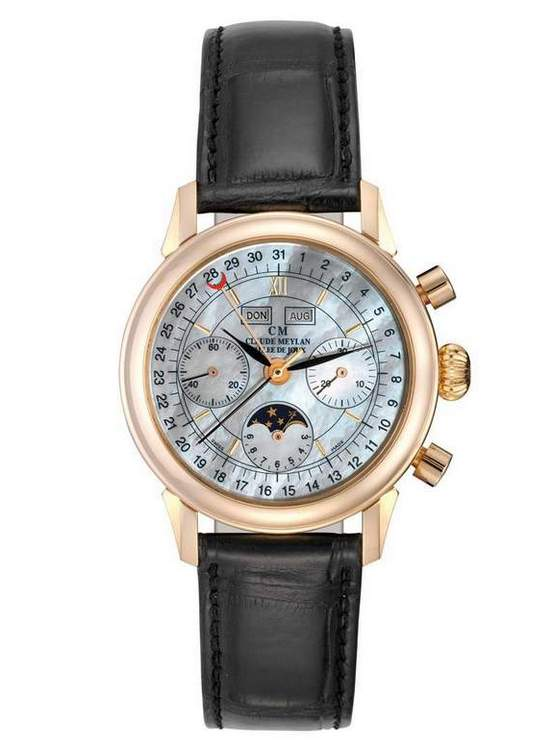 Claude Meylan Légende 88 Watch