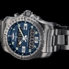 Breitling Professional Cockpit B50 Watch Blue Dial