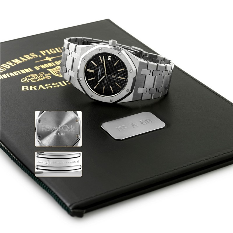 Audemars Piguet Royal Oak Jumbo A Series Watch