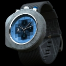Five Dzmitry Samal Concrete Watch