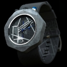 One Dzmitry Samal Concrete Watch