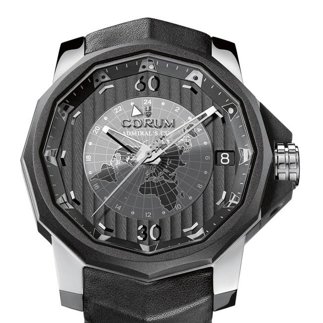 Corum Admiral's Cup Challenger 48 Day & Night Watch Front