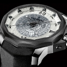 Corum Admiral's Cup Challenger 48 Day & Night Watch Dial